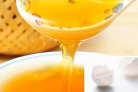 蜂蜜蛋白膜